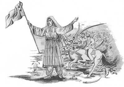 Malala of Maiwand War Hero of 2nd Anglo Afghan War 1880,