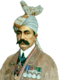 Sir Sahibzada Abdul Qayyum of Topi Swabi (1863 - 3 December 1937)