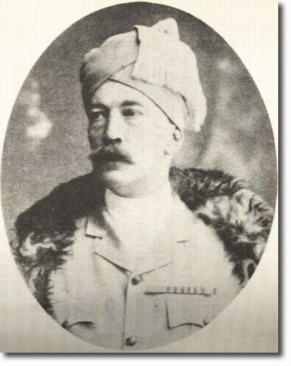 Sir George Roos-Keppel First Political Agent to FATA Later Governor Pakhtunkhwa