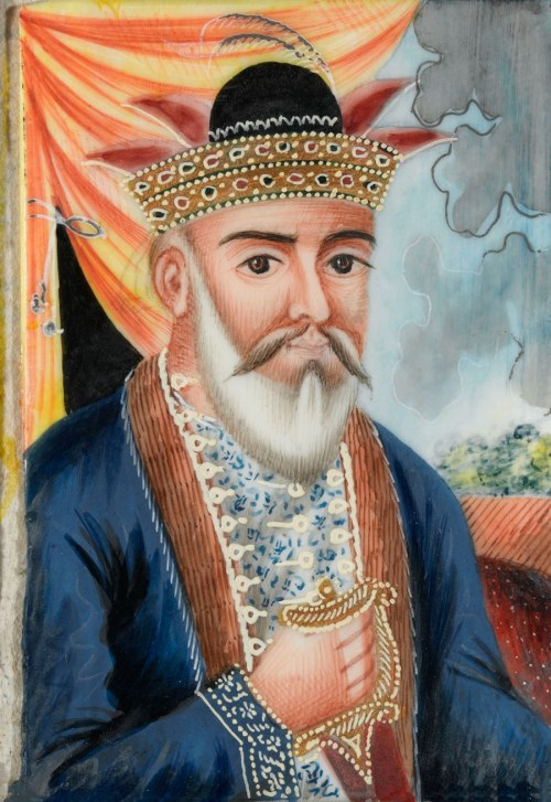 Amir Dost Muhammad Khan Painting by East India Company Painter
