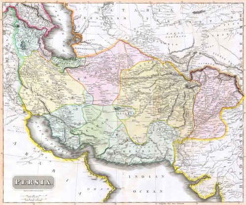 Afghanistan 1814 When it Border were upto Hyderabad Pakistan upto India Delhi After loosing Punjab to Rebelion of Ranjeet Singh one of Governor of Durrani Empire
